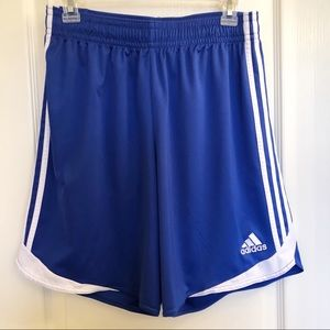 Adidas Climacool Soccer Training Shorts Large